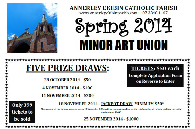 Art union 2014 graphic