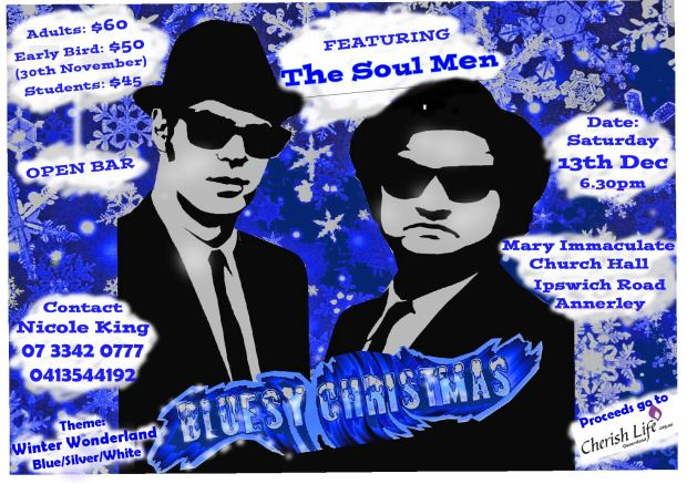 Christams Dance Flyer finished